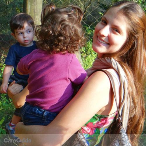 Canadian Nanny Provider Ana Claudia Pecrari's Profile Picture