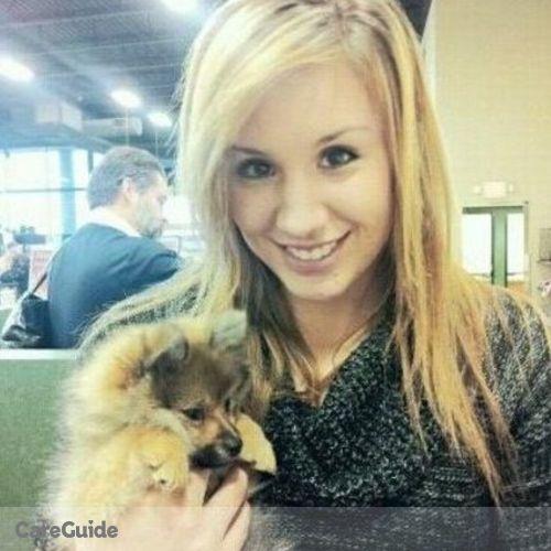 Pet Care Provider Michaela Dapprich's Profile Picture