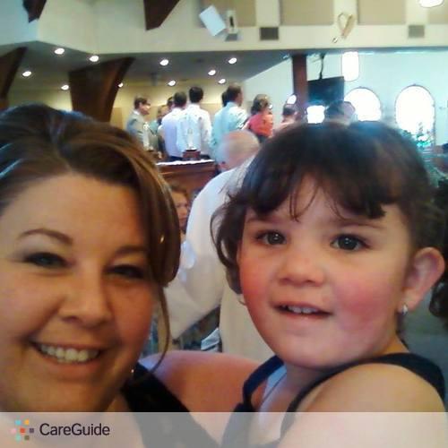 Child Care Provider Mandy R's Profile Picture