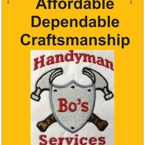 Handyman Provider Ron B's Profile Picture