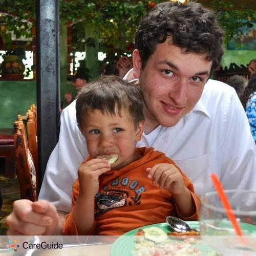 Child Care Provider David Gabriel's Profile Picture