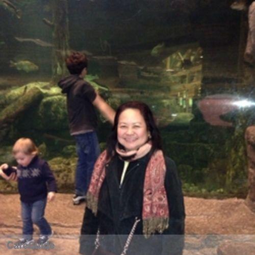 Canadian Nanny Provider Cynthia Tan's Profile Picture