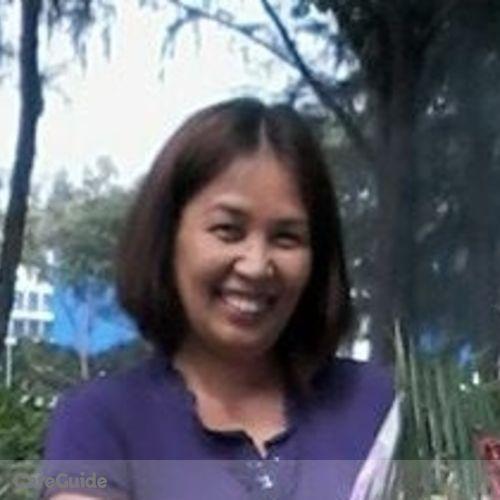 Canadian Nanny Provider Merlibe R's Profile Picture