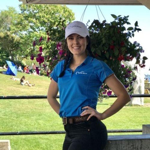 Canadian Nanny Provider Rebecca Atamanchuk's Profile Picture