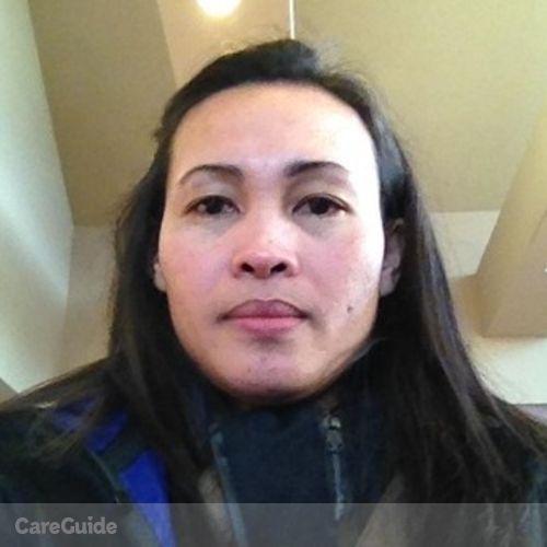 Canadian Nanny Provider Rowena Estrrea's Profile Picture