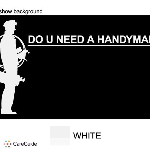 Handyman Provider Shannon Marquart's Profile Picture