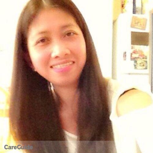 Canadian Nanny Provider Marian Vergara's Profile Picture
