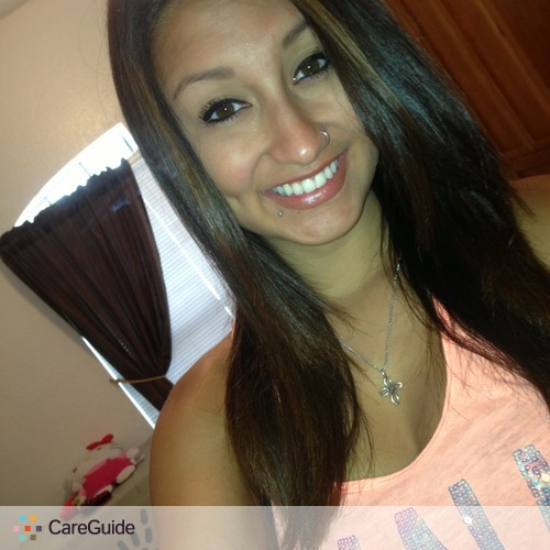 Child Care Provider Alexandria Cavazos's Profile Picture