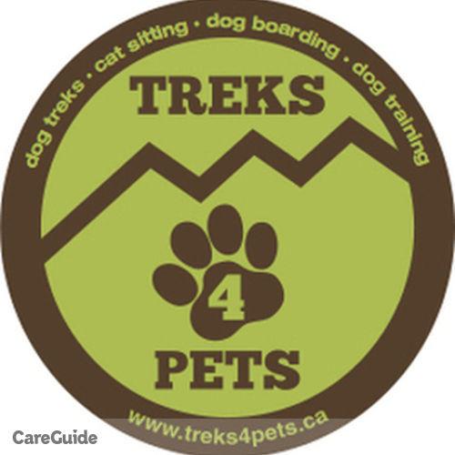 Pet Care Provider Chantelle Dawson's Profile Picture