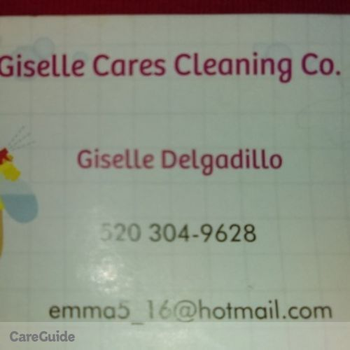 Housekeeper Provider Giselle D's Profile Picture