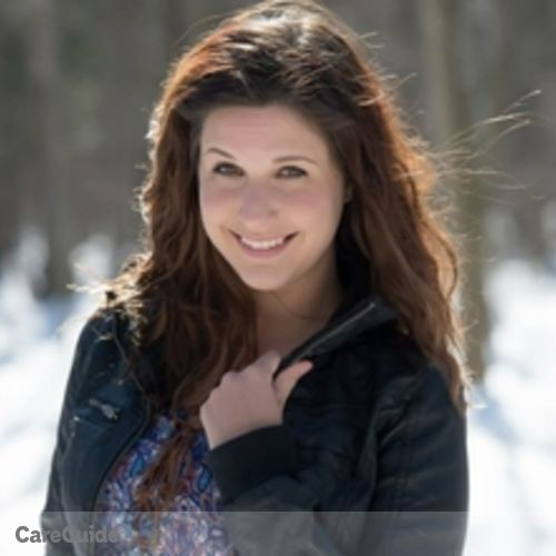 Canadian Nanny Provider Melody Sabourin's Profile Picture