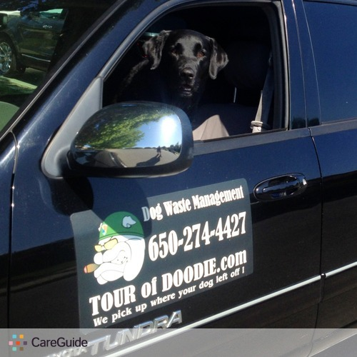 Pet Care Provider Tour of Doodie - Dog Waste Removal Service's Profile Picture