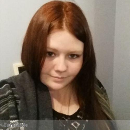 Canadian Nanny Provider Serena Rehill's Profile Picture