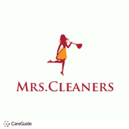 Housekeeper Provider Mrs Cleaners's Profile Picture