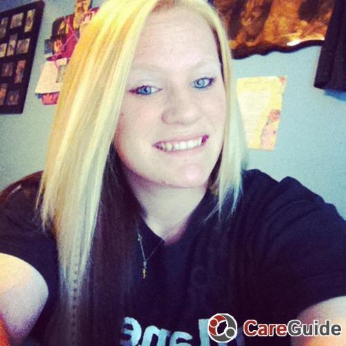 Child Care Provider Jessica Sylvester's Profile Picture