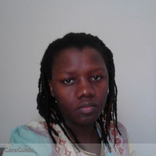 Canadian Nanny Provider Kangirwa Mariam's Profile Picture