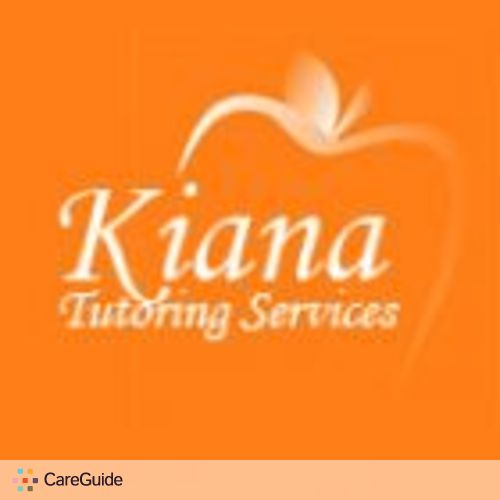 Child Care Provider kiana k's Profile Picture