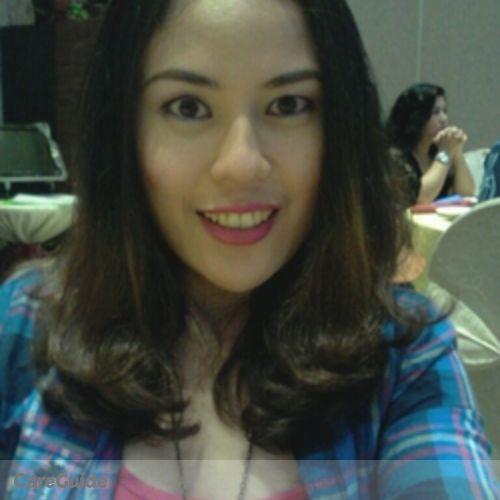 Canadian Nanny Provider Rica Dagomo's Profile Picture