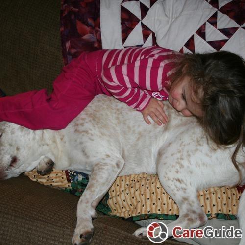 Pet Care Provider Jennifer Frazer's Profile Picture