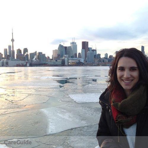 Canadian Nanny Provider Meritxell V's Profile Picture