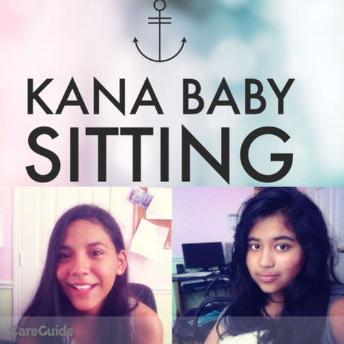 Child Care Provider Kana Baby and Pet Sitting Service's Profile Picture