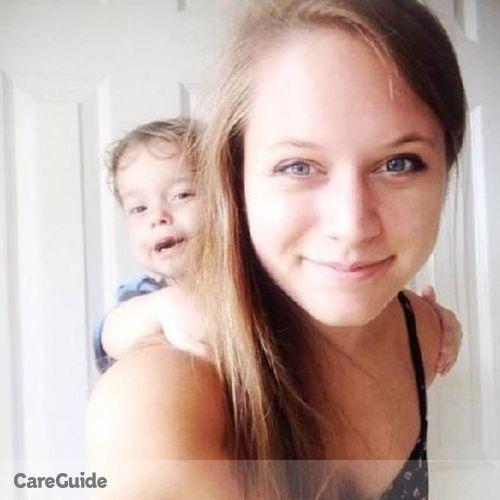 Canadian Nanny Provider Victoria McGahey's Profile Picture