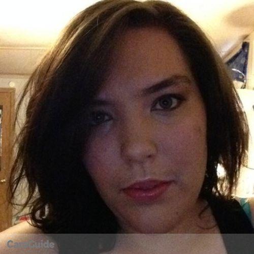 Canadian Nanny Provider Alexandra Clark's Profile Picture