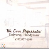 Universal Handyman, You May Trust Us!