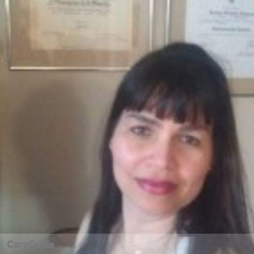 Canadian Nanny Provider Isbelia V's Profile Picture