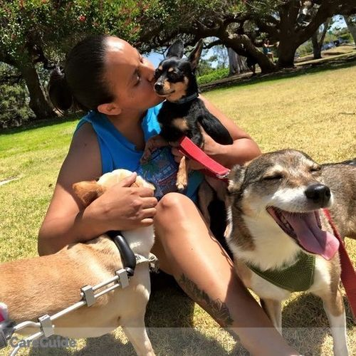 Pet Care Provider Jenny Gonzales's Profile Picture