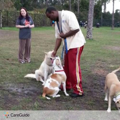 Pet Care Provider David Howe Jr's Profile Picture