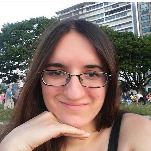 Canadian Nanny Provider Emmanuelle S's Profile Picture