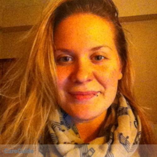 Canadian Nanny Provider Nicci B's Profile Picture