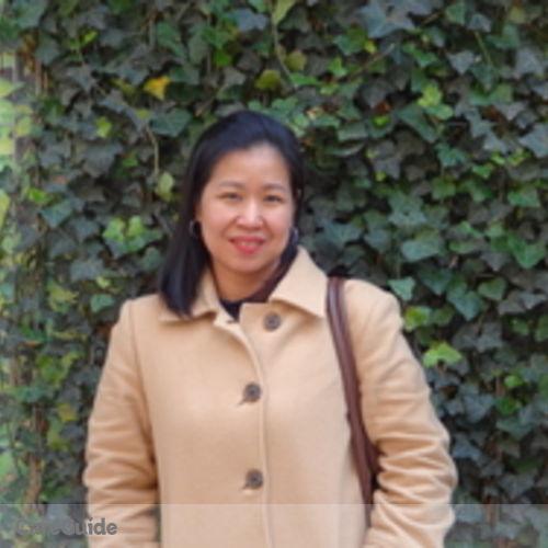 Canadian Nanny Provider Prescila N's Profile Picture