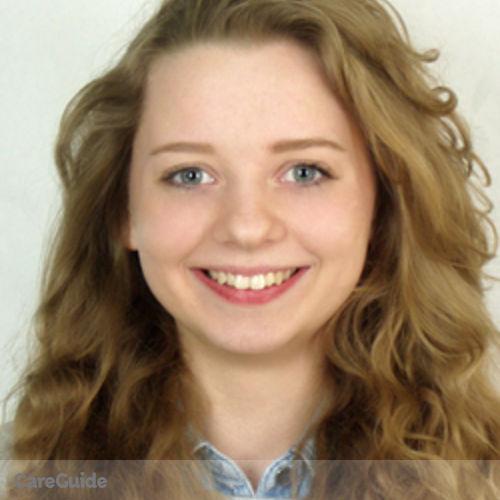 Canadian Nanny Provider Anastasiia S's Profile Picture