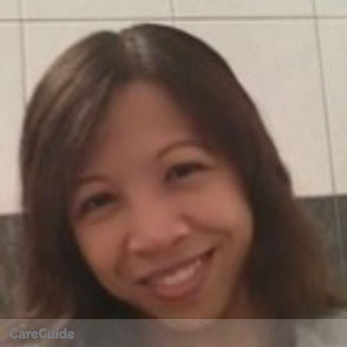 Canadian Nanny Provider Riza Palomo's Profile Picture