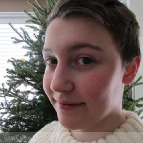 Canadian Nanny Provider Andrew M's Profile Picture