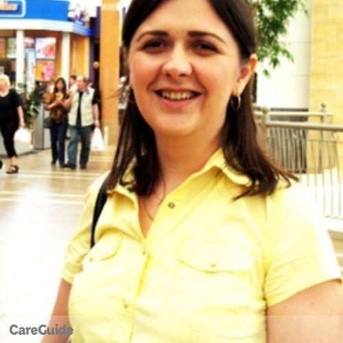 Canadian Nanny Provider Maria Manuela Bogdanescu's Profile Picture