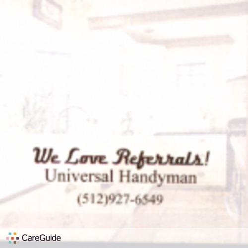 Universal Handyman, You May Trust Us!