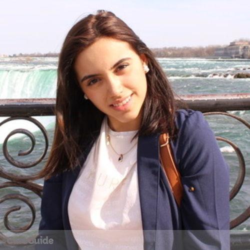 Canadian Nanny Provider Claudia Alvarez's Profile Picture