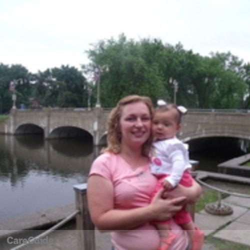 Canadian Nanny Provider Tatiana Muzichenko's Profile Picture