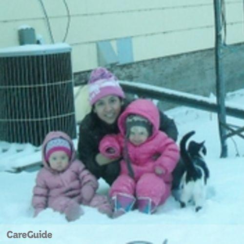 Canadian Nanny Provider Claudia Lozano's Profile Picture