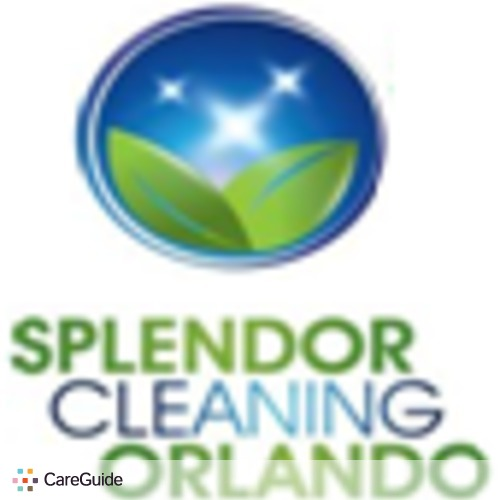 Housekeeper Provider Splendor Cleaning Orlando's Profile Picture