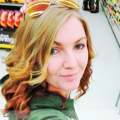 Canadian Nanny Provider Jocelyn Noyes's Profile Picture