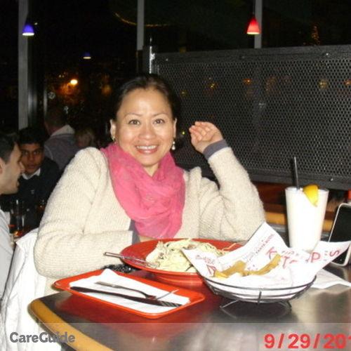 Canadian Nanny Provider Ann Carillo's Profile Picture