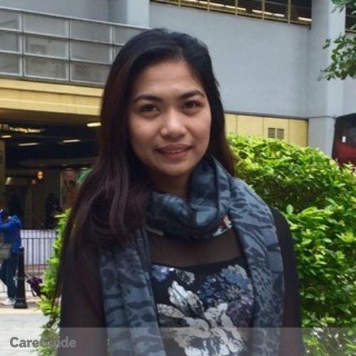 Canadian Nanny Provider Maria Razzel idessa Sadicon's Profile Picture