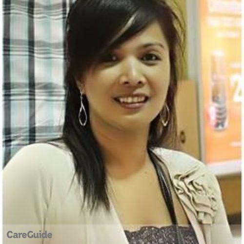 Canadian Nanny Provider Marfel Sambrano's Profile Picture