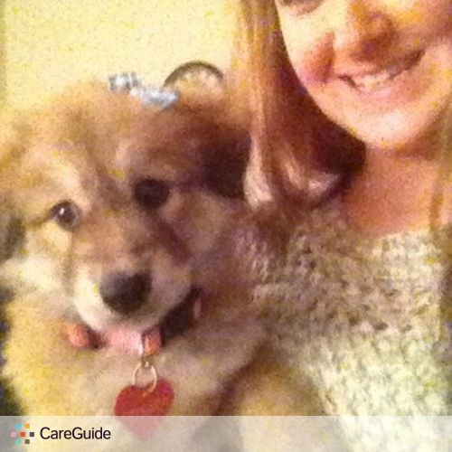 Pet Care Provider Samantha Newcombe's Profile Picture