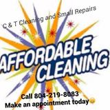 C T Cleaning and Small Repairs