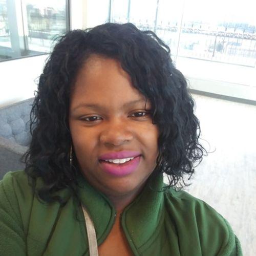 Housekeeper Provider Tanisha F's Profile Picture